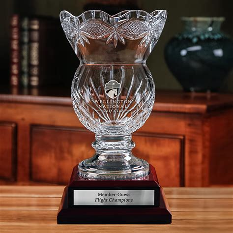 sterling cut glass montrose cup