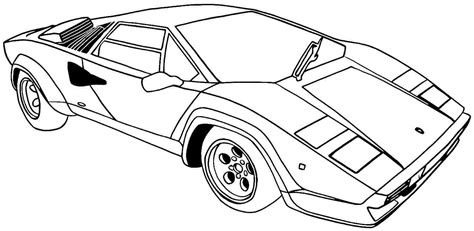 Sport Cars Coloring Pages by Printable Coloring Pages Sports Cars Printable Pages