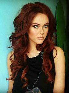 2016 Dark Red Hair Color Trends | 2017 Haircuts ...