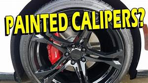 Different Ways To Paint Brake Calipers  Vlog