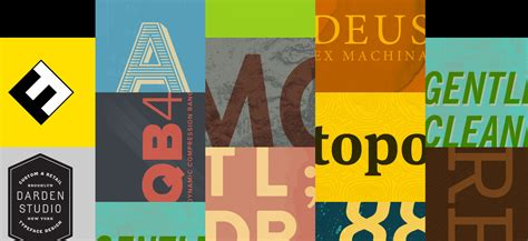 Font Collection For Professional, Students & Teachers