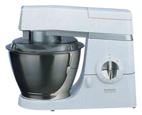 Küchenmaschine Kenwood Chef Classic Weiss-metall Km 410