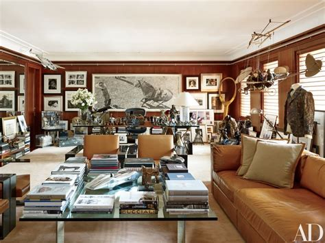 Ralph Lauren's Refined Homes And Chic Madison Avenue