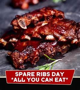 Nürnberg All You Can Eat : spare ribs day lounge im gindele ~ Eleganceandgraceweddings.com Haus und Dekorationen