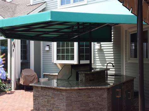 Outdoor Kitchen canopy cover   Kreider's Canvas Service, Inc.
