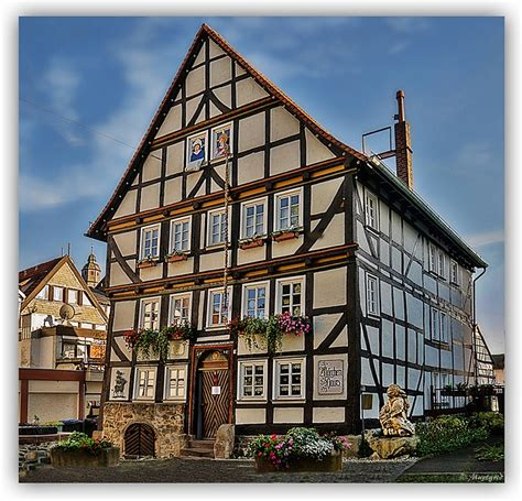 alsfelder maerchenhaus foto bild architektur