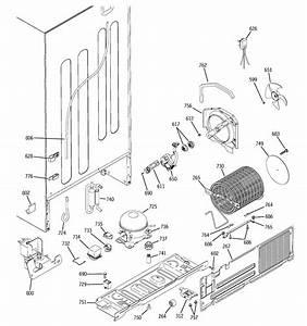 Refrigerator S Series Unit Parts