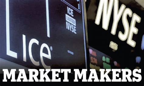 ICE in a £5billion takeover of NY exchange | Daily Mail Online