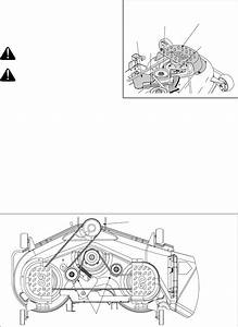 Toro Lx420 Drive Belt Diagram