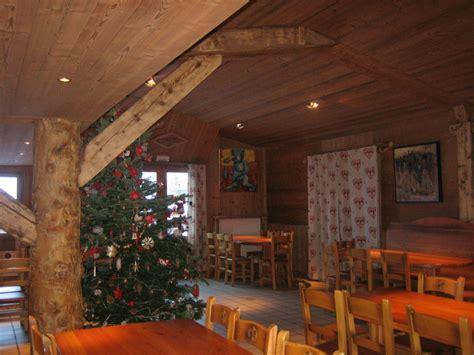 chalet caron val thorens restaurants d altitude de val thorens
