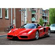 European Cars… Enzo Ferrari  American Muscle Cars For