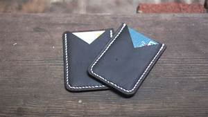 Free Inventory Templates Making A Leather Card Holder Free Pdf Template Makesupply