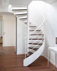 escalier colimacon escalier droit lequel choisir With peindre escalier bois en blanc 8 realisations descalier en bois choisir son escalier sur