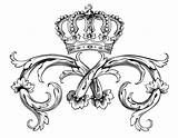 Crown Coloring Royal Adult Symbol Adults Printable King Queen Crowns Chandelier Queens Kings Princess Drawing Royals Getcolorings Symbols Colouring Chateau sketch template