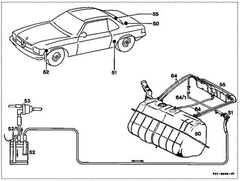 1985 300sd Mercede Part Diagram by Wrg 7045 1984 380sl Ignition Coil Wiring Diagram