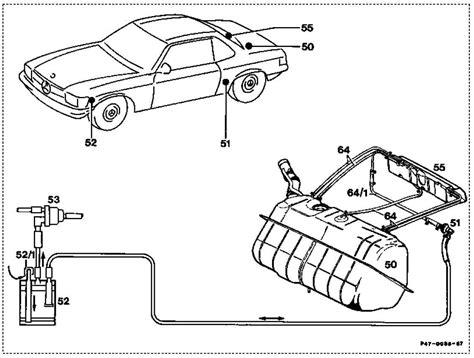 much fuel system pressure 1985 mercedes 380sl it