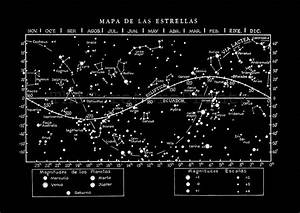 The Curator's Prints — Star Map Constellations, Celestial ...