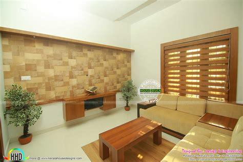 furnished interior  exterior    house  kerala kerala home design  floor plans