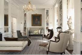 High End Contemporary Interior Design Decoration Ideas Antiques And High End Modern Chairs Is A Perfect Mix To Create Modern