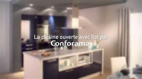 cuisine conforama la cuisine ouverte avec îlot conforama