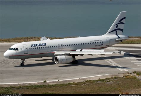 SX-DVN Aegean Airlines Airbus A320-232 - Planespotters.net Just Aviation