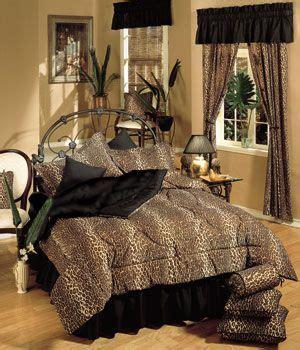 Cheetah Bedroom Decor - leopard theme room comforter i am getting room design
