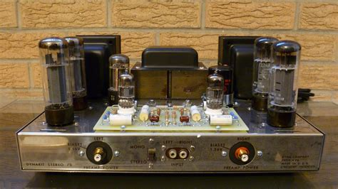 Dynaco Tube Amplifier Sale Trade Garage