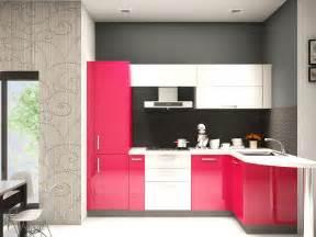 L Shaped Kitchens Designs Image