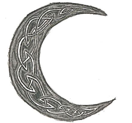 crescent moon tattoo  emilyroseforreal  deviantart