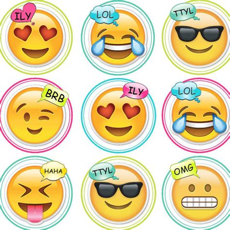 cupcake emoji for iphone edible emoji with text wafer and rice paper cookie