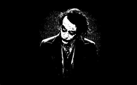 Scary Wallpaper Black And White by Scary Joker Wallpapers Wallpaper Cave