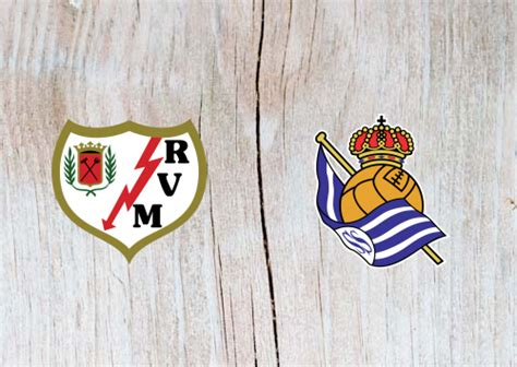 Rayo Vallecano vs Real Sociedad - Highlights 20 January ...