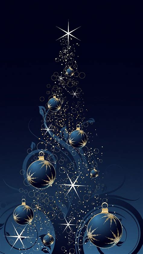 Christmas tree and cell phone. 122 best Christmas Cell Phone Wallpaper images on ...