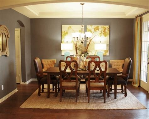 perfect color combinations in this dining room great oak