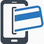 Banking Mobile Icon Payment Card Credit Shopping