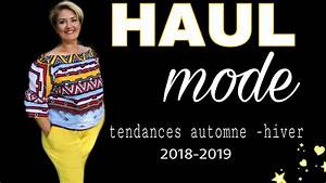 Vetement Femme 50 Ans Tendance : haul mode rentree tendances 2018 2019 femmes 50 ans et ~ Melissatoandfro.com Idées de Décoration