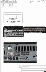 20461x50 Scanning Receiver Label Diagram K6620461x50 511b