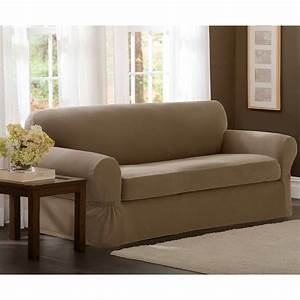 oversized sofa slipcover couch slipcovers thesofa With furniture slipcovers for loveseats