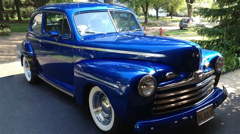 1946 Ford Sedan Street Rod
