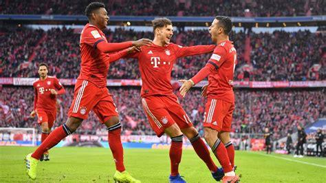 bayern sommerferien 2019 bayern munich vs vfb stuttgart football match report