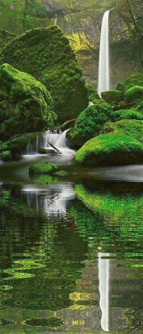 Amazing View of Cool Waterfalls Around The World ...