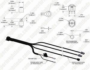 Led Wiring Harness Instructions