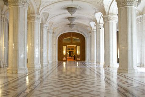 romanias outrageous palace   parliament