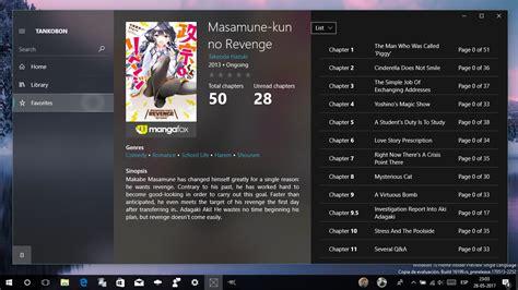 windows 10 reader with fluent design by cyanrooper