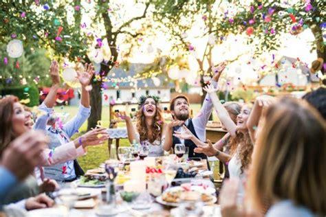 How To Plan A Backyard Wedding by How To Plan A Backyard Wedding