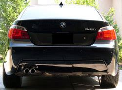 Sinisterj 2005 Bmw 5 Series Specs, Photos, Modification