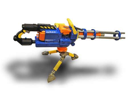 The  Gatling Gun / Mini Gun