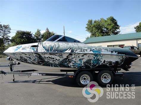 Boat Decals Gold Coast by Watercraft Signs For Success