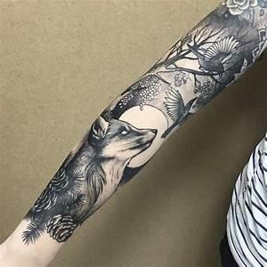 Tatouage Bras Complet Femme : tatouage avant bras demi manchette et bras complet faire ~ Melissatoandfro.com Idées de Décoration