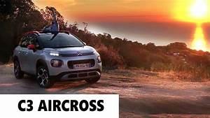 Essai C3 Aircross 130cv : essai citro n c3 aircross fun et sexy youtube ~ Medecine-chirurgie-esthetiques.com Avis de Voitures